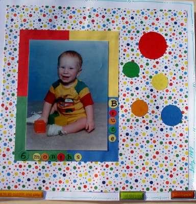 BRUCE JR. 6 MONTHS OLD
