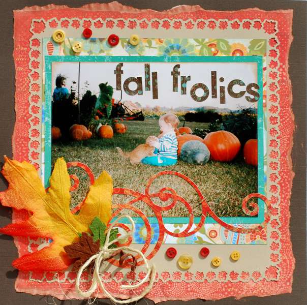 Fall Frolics ~Two Chicks Designs~