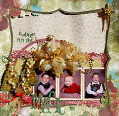 Children Put the Magic in Christmas