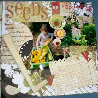 GROWING SEEDS OF HAPPINESS SIDE 2~LUCKY 7~