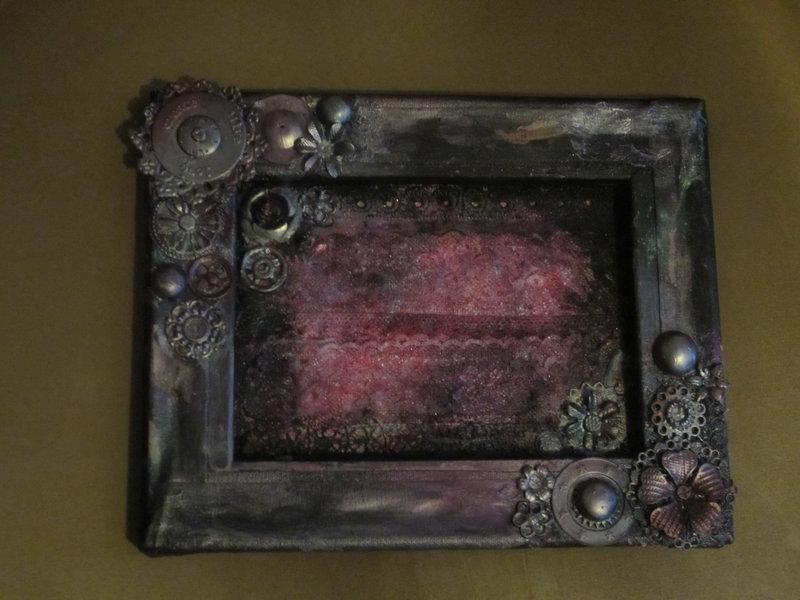 Altered frame