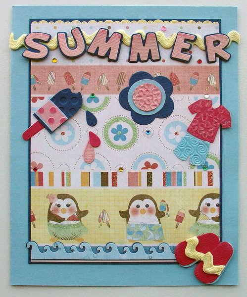 2011 Summer Card