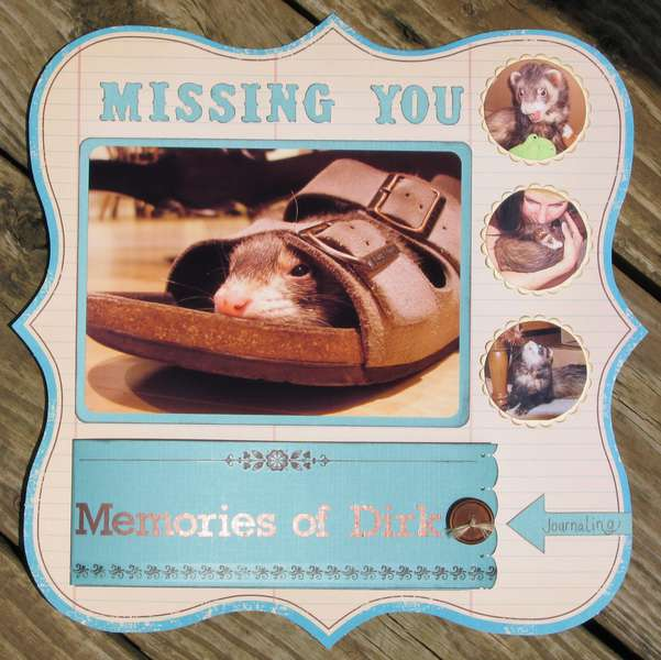 Missing You: Memories of Dirk