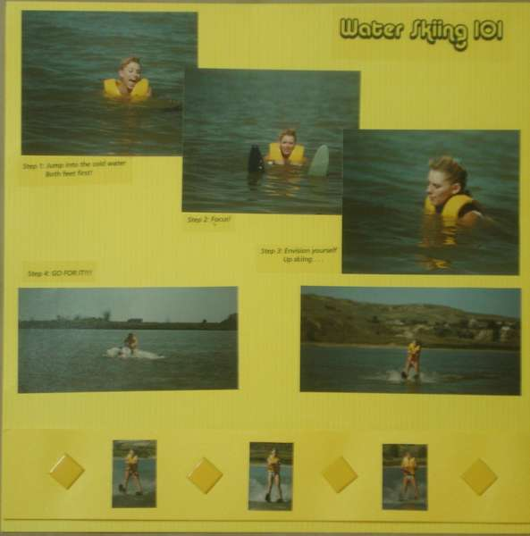 Water Skiing 101
