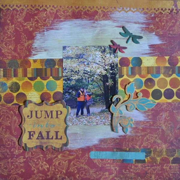 Jump ito Fall