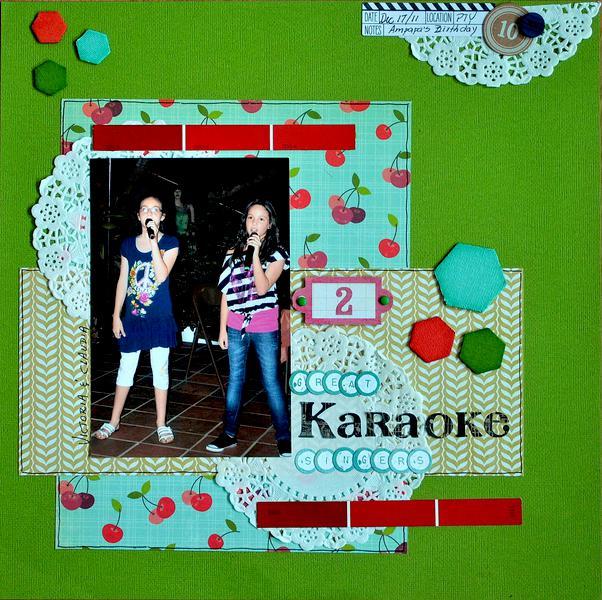 2 Great Karaoke Singers