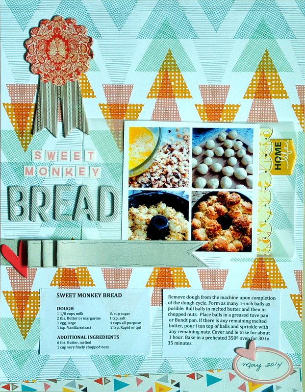 Sweet Monkey Bread