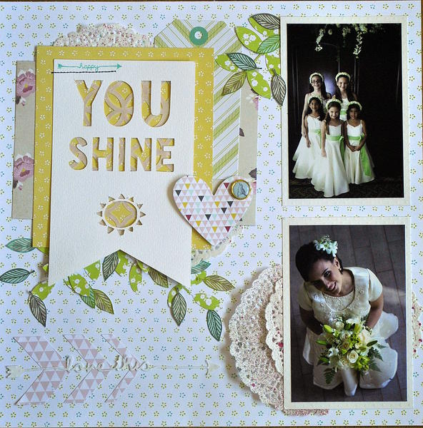 You Shine - Wedding Albun