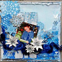 Christmas Dreams **ScrapThat! January Kit