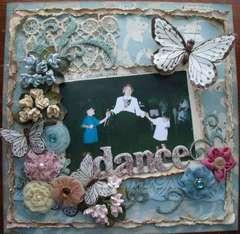 I hope you dance {for Nana}