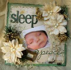 [Sleep in heavenly] Peace