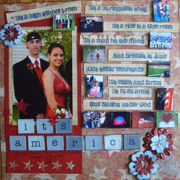 It's America (High School Prom)