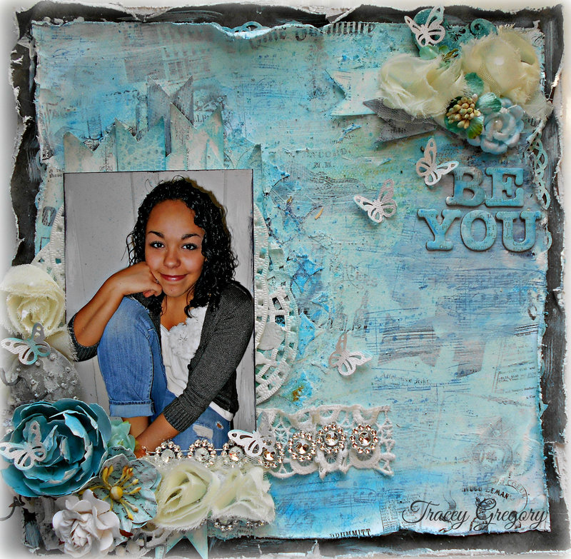 Be You  **Swirlydoos DT April Kit,Tiffany's**