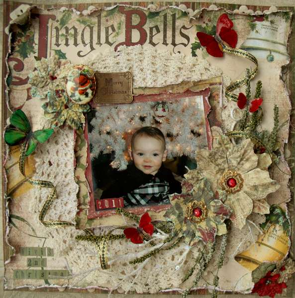 ***Swirlydoos** Jingle Bell Cutie