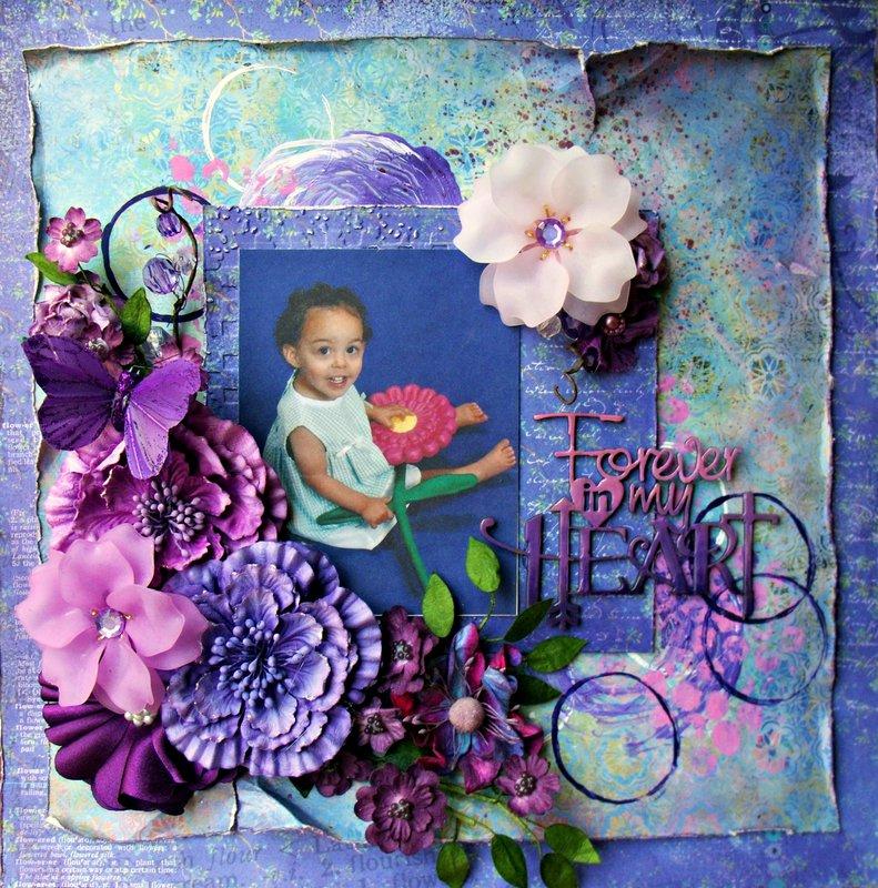 Forever in my Heart-Naomi's Adoption Portrait ***SEM***