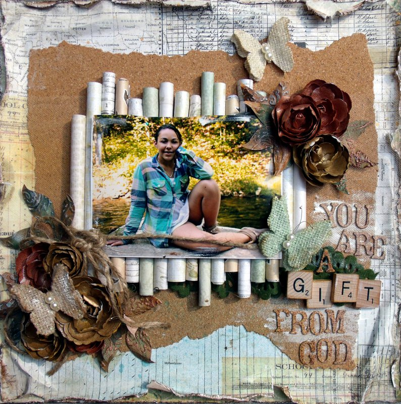 Gift From God ***ScrapThat! July Kit
