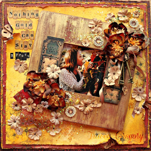Guest DT for ScrapThat! November kit