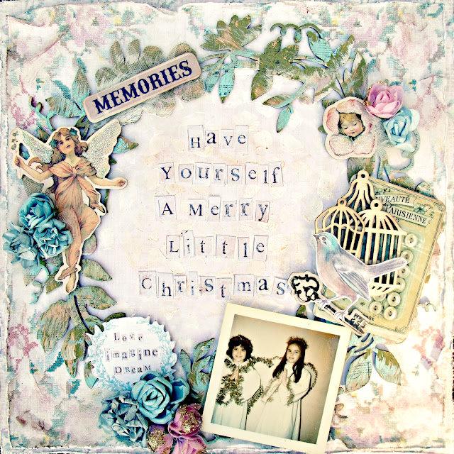 Vintage Angels  **C'est Magnifique September Kit**