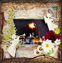 Oh, Holy Night **December ScrapThat! Kit**