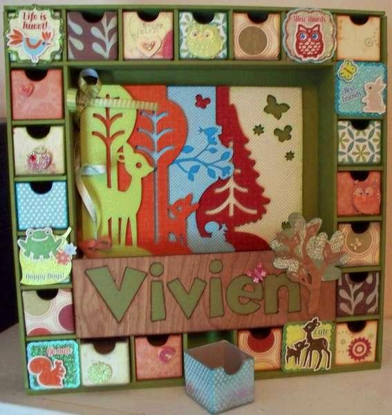 Memory Box/Advent box