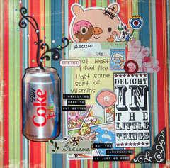 diet coke plus