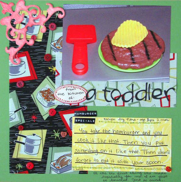 Toddler Recipe