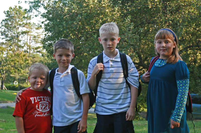 9/3 First Day of School