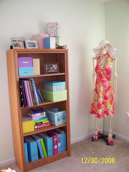 Books Shelving
