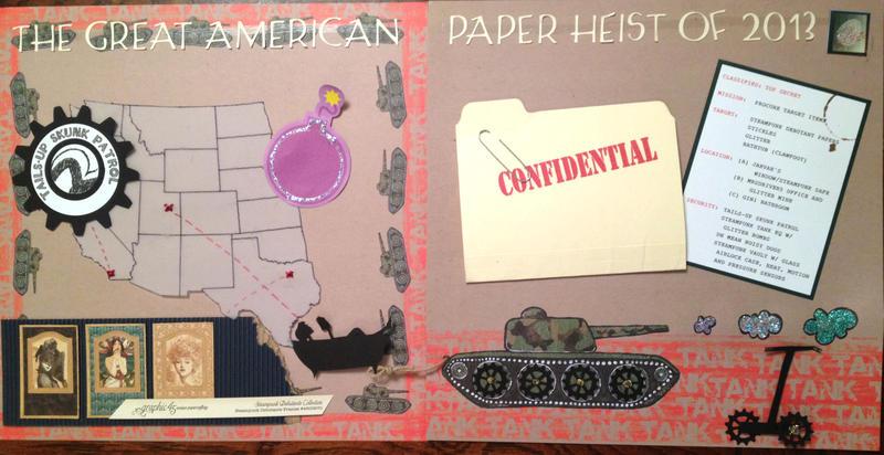 Great American Paper Heist