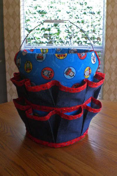 Thomas Toy Bucket