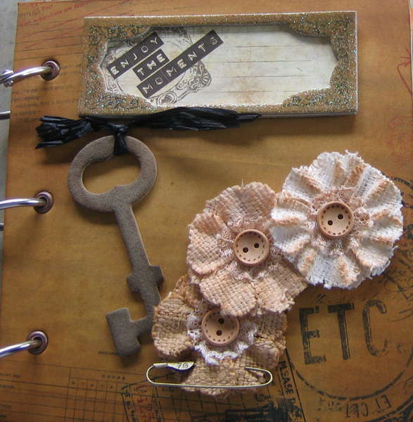 Cover Page - Altered Book