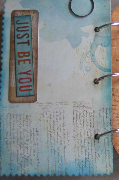Page 3 - Altered book