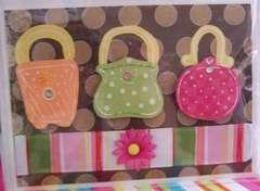 3 pretty purses