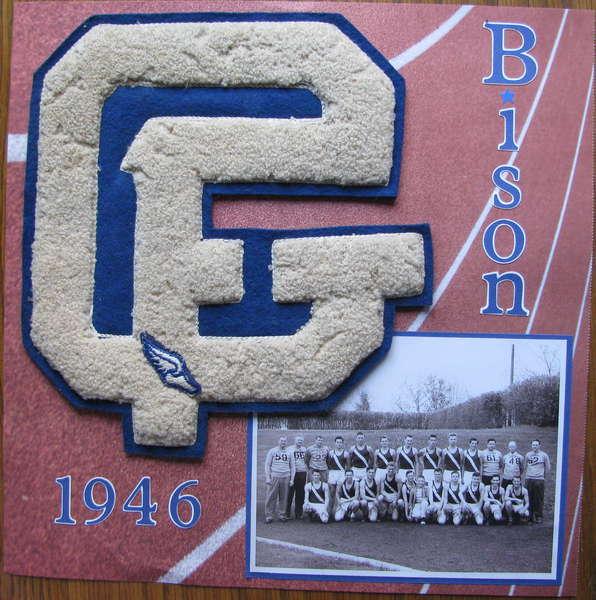 1946 Bison Track