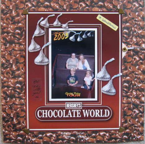 A Chocolate Ride