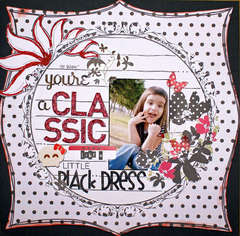 You're a Classic, Like a Little Black Dress