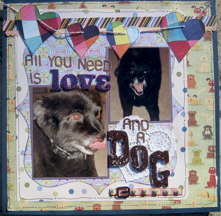 All You Need is Love......and a Dog
