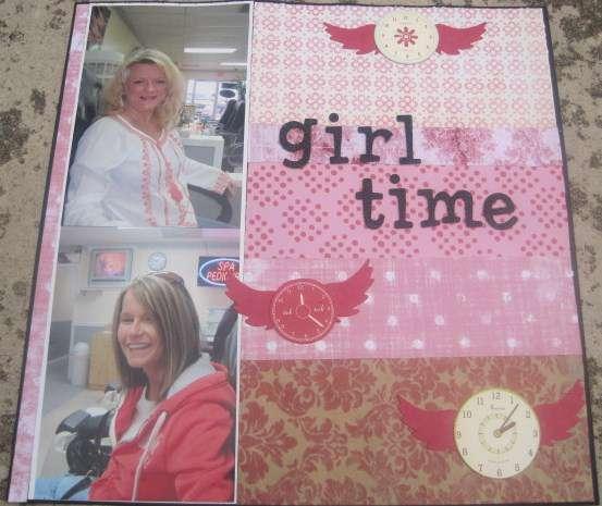 Girl Time!