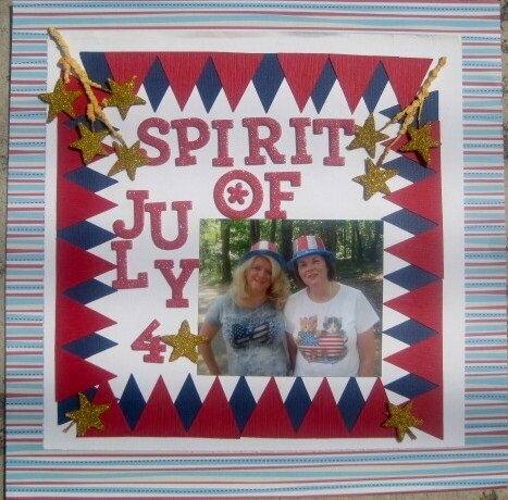 Spirit of July 4th