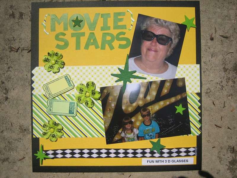 Movie *Stars*