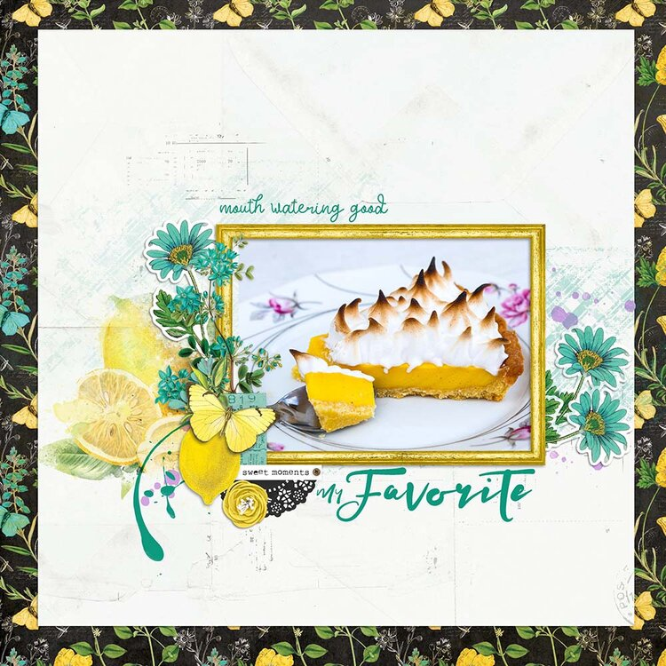 Lemon Pie: A Favorite