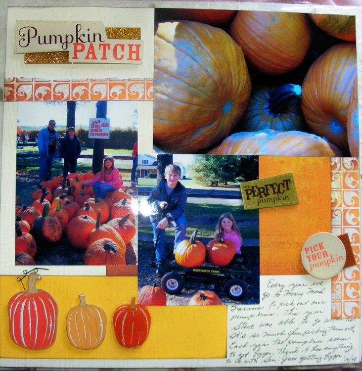 Pumpkin Patch pg1