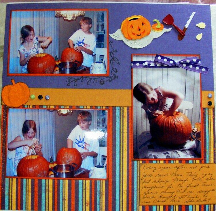 Pumpkin Carving pg1