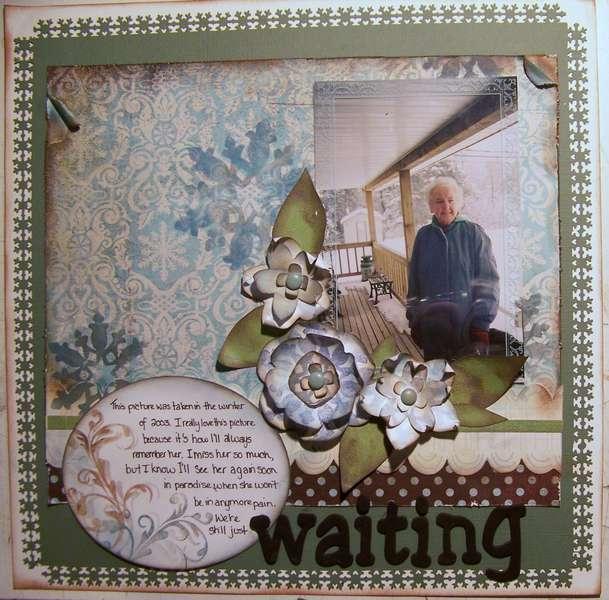 ...waiting