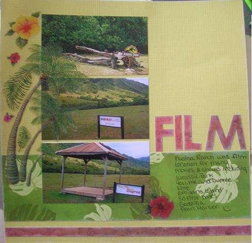 Film Locations (Pg 1)