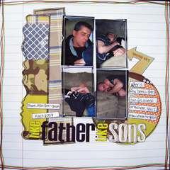 like father like sons