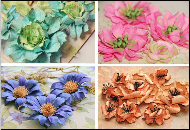 ***Tim Holtz Tattered Floral Winner***