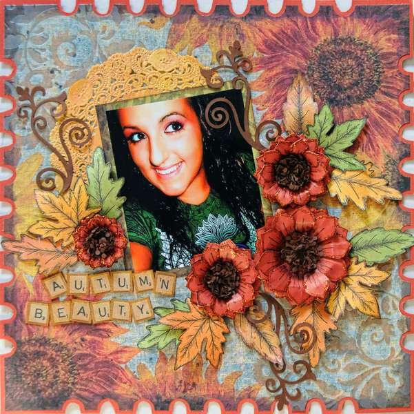 Autumn Beauty ***Heartfelt Creations***