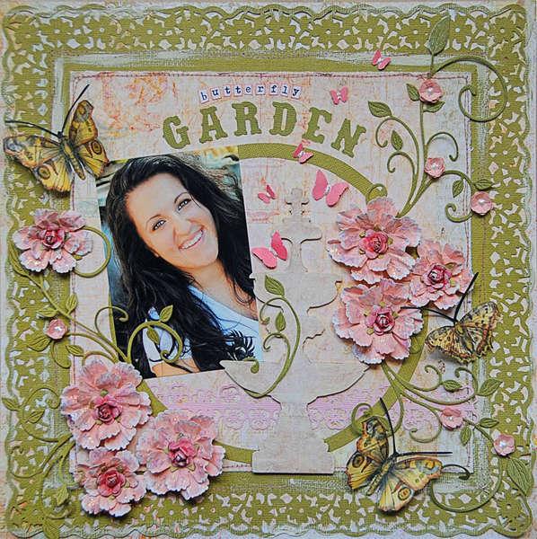 Butterfly Garden***Swirlydoos Kit Club***