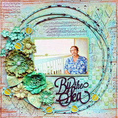 By The Sea***Blue Fern Studios***